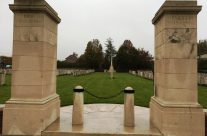 Birr Cross Cemetery, Ypres Salient – 2016 Armistice Day in Ypres and Battlefield Tour