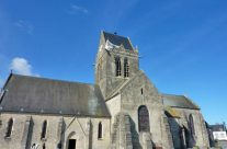 Ste Mère Eglise Church – Normandy and D-Day Landings Tours