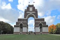 Thiepval Memorial to the Missing – Somme and Ypres Battlefield Tour
