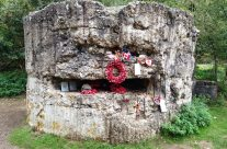 The Bunker at Hill 60, Somme and Ypres Battlefield Tour