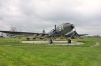 C47 at the Merville Battery – Normandy and D-Day Landings Tours