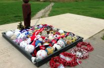 Footballers' Memorial, Somme and Ypres Battlefield Tour