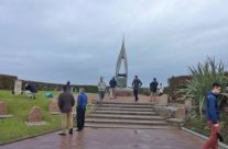 4 Commando and Kieffer Flame Memorial at Sword Beach, Ouistreham – Normandy and D-Day Landings Tour