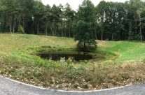 The Caterpillar Crater – Passchendaele Anniversary Remembrance Battlefield Tour