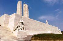 The Vimy Memorial, Vimy Ridge – Etaples and Somme WW1 Battlefield Tour
