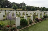 Essex Farm Cemetery – Passchendaele Anniversary Remembrance Battlefield Tour