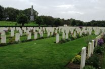 Essex Farm Cemetery and the 49th Division (West Riding) Memorial, Somme and Ypres Battlefield Tour