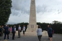 New Zealand Memorial, Gravenstafel – Passchendaele Anniversary Remembrance Battlefield Tour