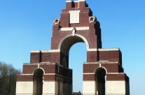 Thiepval Memorial to the Missing – Arras 100 Anniversary Battlefield Tour