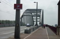 John Frost Bridge – Arnhem Battlefield Tour