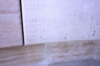 Capt Bowes Lyon – The Queen Mother's Brother remembered on the Loos Memorial – Loos and Ypres Battlefield Tour