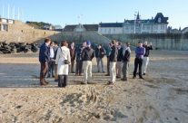 Arromanches Beach – Normandy and D-Day Landings Tour