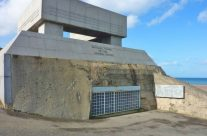 National Guard Monument, Omaha Beach – Normandy and D-Day Landings Tour